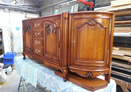 Restauration Meuble Louis Xv