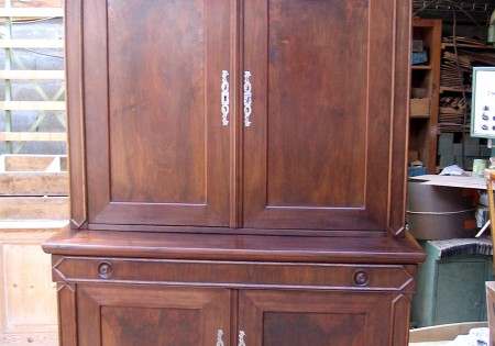 Restauration mobilier contemporain sur le mans sarthe 72 for Meuble gauthier le mans