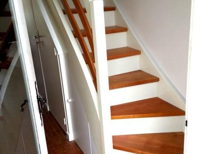 escalier bois sur mesure menuisier b niste le mans 72. Black Bedroom Furniture Sets. Home Design Ideas