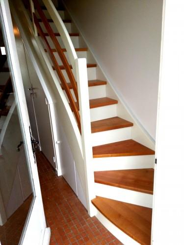 pose escalier. Black Bedroom Furniture Sets. Home Design Ideas