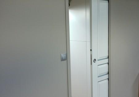 Isolation int rieure thermique et phonique sur le mans 72 for Isolation phonique porte interieure