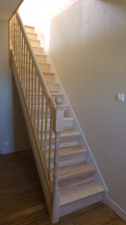 r alisation escalier. Black Bedroom Furniture Sets. Home Design Ideas